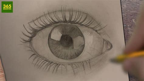dibujos realistas muy faciles como dibujar ojos realistas a lapiz paso a paso dibujos
