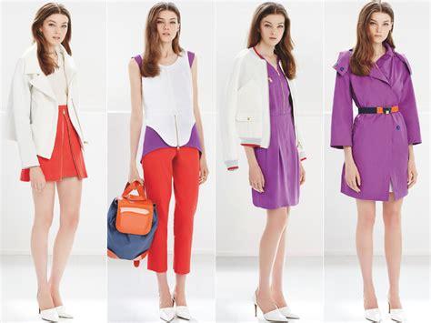 Dress Sl Pakaian Wanita Dress Warna Merah Kombi Bunga 64t4 memilih baju sesuai warna kulit fellicia ayu