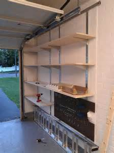 garage shelving ideas to make your garage a versatile how to build garage shelving easy cheap and fast youtube