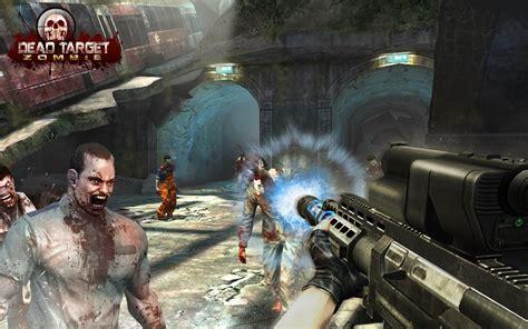 download game dead target mod apk revdl dead target zombie hack unlimited cash gold health