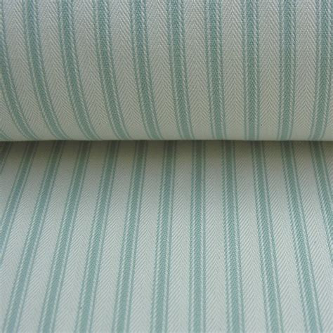 ticking upholstery fabric ticking fabric duckegg