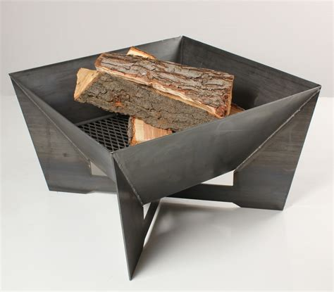 Steel Firepit All Cor Ten Steel Pits Are Delivered In The Unweathered Condition Description From