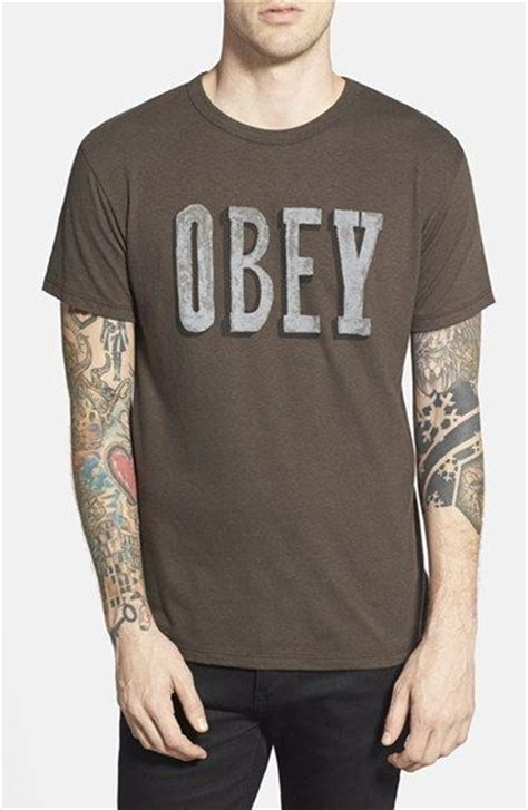 Tees T Shirt Kaos Obey 14 best images about obey tees on mothers and mens tops