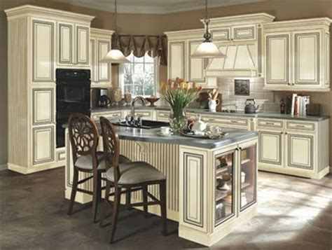home interior gallery antique white kitchen cabinet colors combination ideas