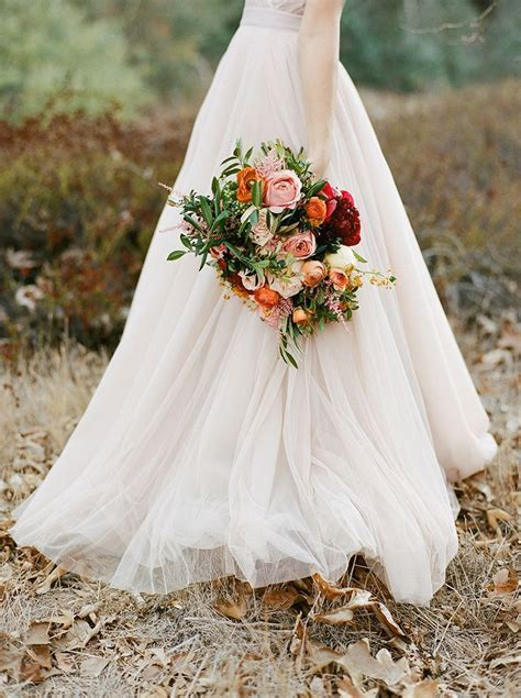 Best 25  Fall wedding flowers ideas only on Pinterest