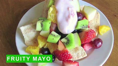 buat salad buah untuk diet membuat fruity mayo salad buah sehat untuk berbuka puasa