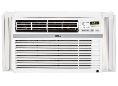 air conditioners that don t need a window lg lw8016er air conditioner consumer reports