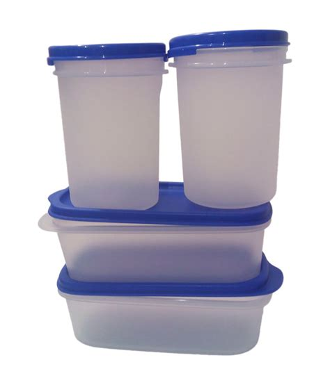 Smart Saver Set Purple Tupperware tupperware combo of smartsaver and modular mates buy at best price in india snapdeal