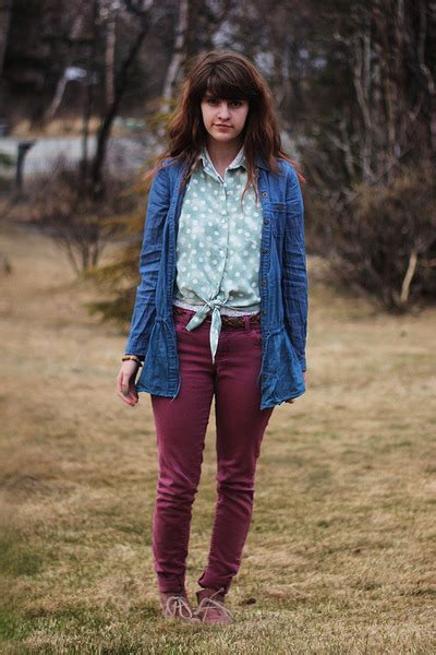 Lace Polka Denim Shirt navy denim shirts white lace shirts lime green polka dot shirts quot into the groove of