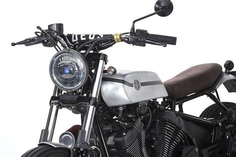 Kaos Deus Ex Machina L A d side la motocarrozzetta deus ex machinadeus ex machina