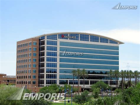 Us Airways Corporate Office Us Airways Headquarters Tempe 124082 Emporis