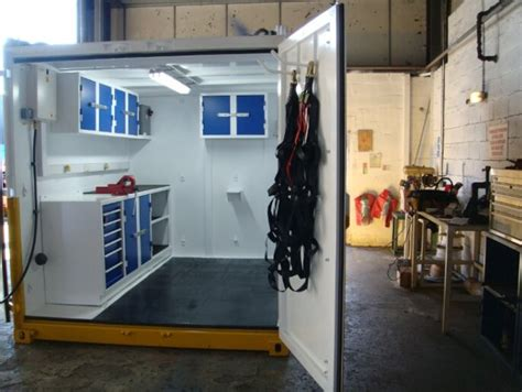 Loft In Garage gallery 10 container