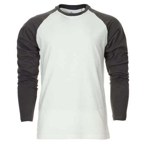 Tshirt Longsleeve mens grey sleeve basketball t shirt