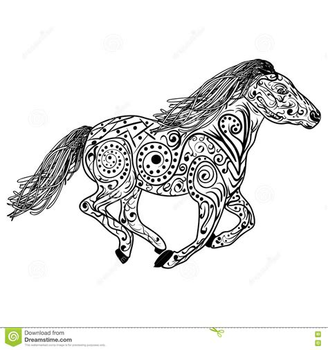 cutting horse coloring page coloring page horse head coloring page of a horse head for