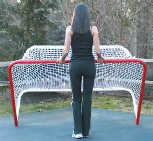diy lacrosse goal hockey goal folding metal hockey goal ezgoal