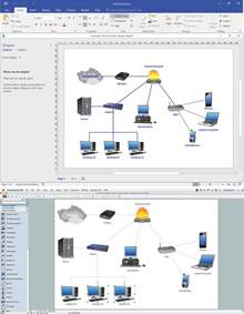 visio network diagram template visio look a like diagrams connect everything