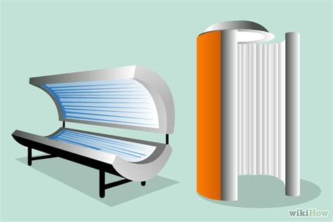 How To Faster In A Tanning Bed by How To Use A Tanning Bed 9 Steps With Pictures Wikihow