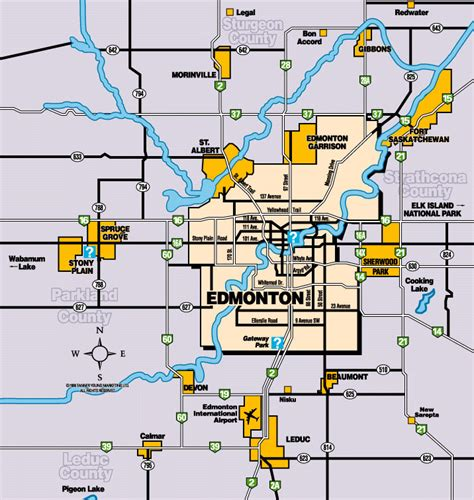 printable edmonton area map ismb 2002 maps