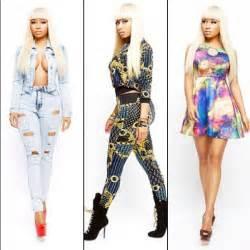 fly or fail nicki minaj previews k mart clothing line