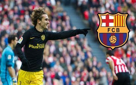 barcelona griezmann caughtoffside football transfer rumours news and gossip