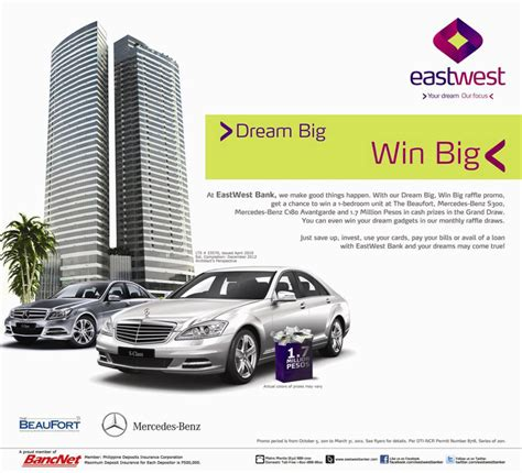 east west bank new year promotion eastwest bank promo win condo at big win big