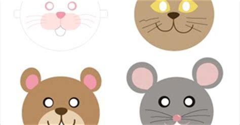 membuat perangkap tikus tradisional dunia seni visual kssr tahun 2 topeng haiwan