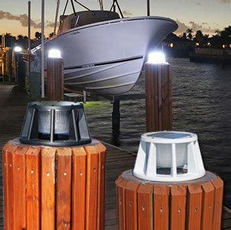 piling mounted dock lights low voltage room lighting switches home design idea