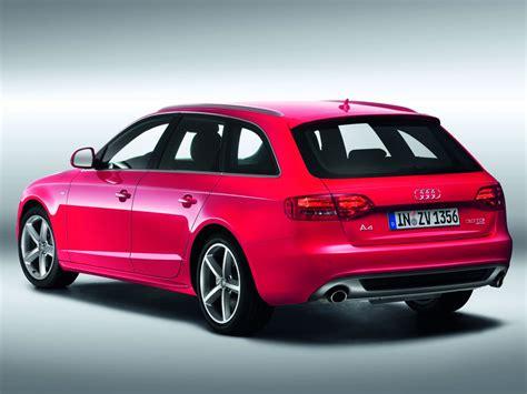 Audi A4 Avant 2009 by 2009 Audi A4 Avant Motor Desktop