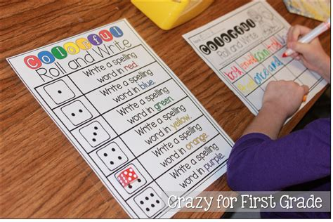 activities for work for grade word work stations
