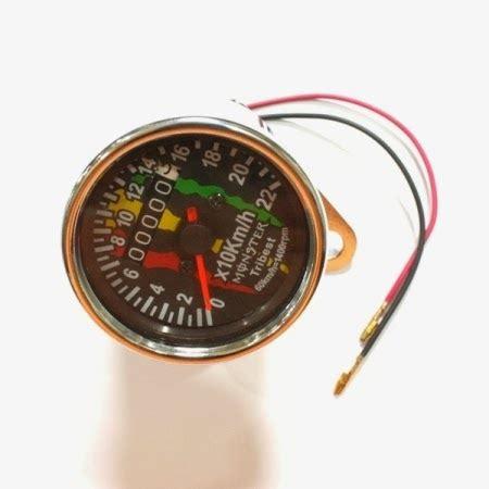 Multimeter Jarum speedo meter jarum universal aksesoris motor