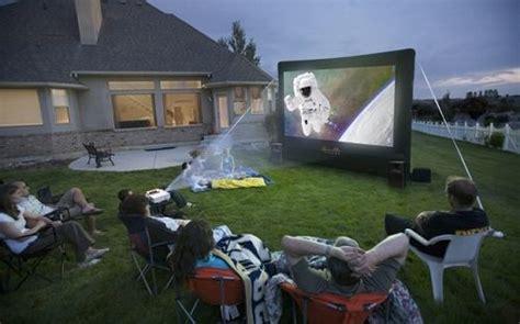 Proyektor Outdoor open air cinema home outdoor projection projector
