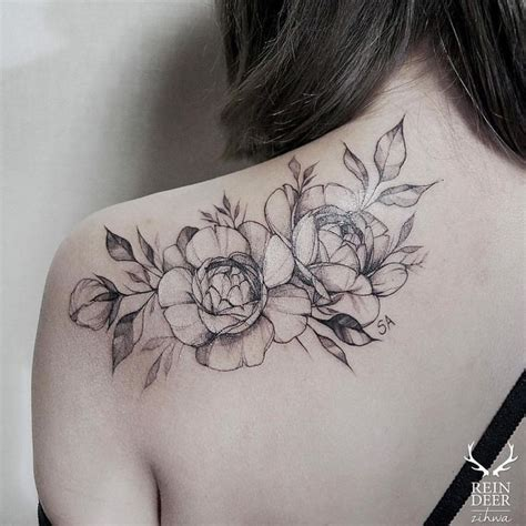 elegant flower tattoo designs collection of 25 sunflower and tattoos on side
