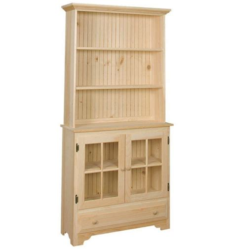 36 inch bookcase with doors 36 inch country bookshelf burr s unfinished furniture