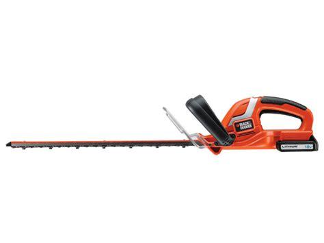 black decker garden tools garden tools hedge trimmers 18v li on hedge trimmer 2