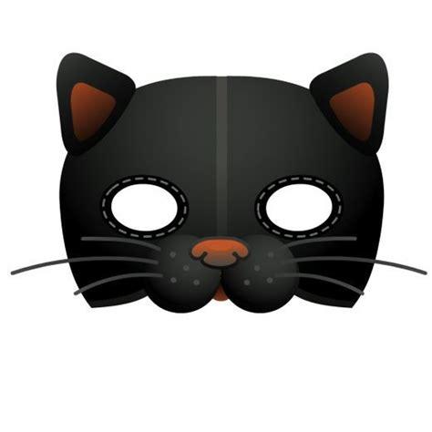 printable halloween masks paper plate cat mask ladybug mask template ladybug