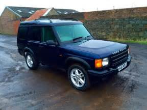 1999 land rover discovery 2 2 5 td5 xs 5dr 7 seat