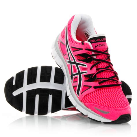 pink and black asics running shoes asics womens running shoes pink
