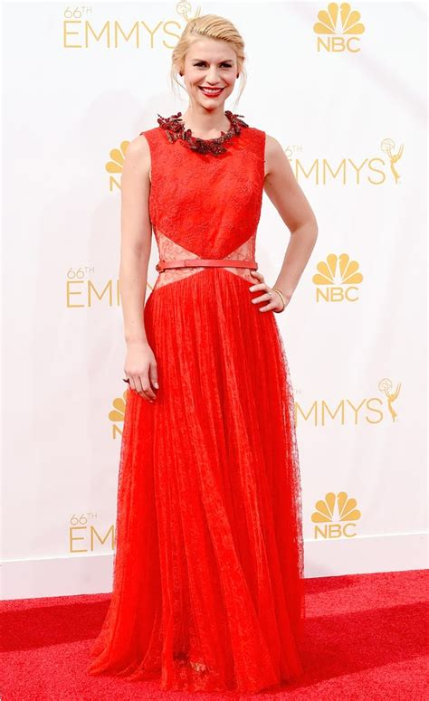 claire danes zoon claire danes emmys 2014 red carpet best dressed stars