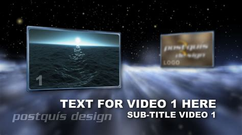 movie trailer templates for after effects after effects template dissipation movie trailers 3