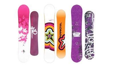 altezza tavola snow tavole snowboard rossignol per tutti gli stili topnegozi