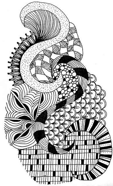 zentangle pattern sles 41 best sharpie art 2 images on pinterest zentangle