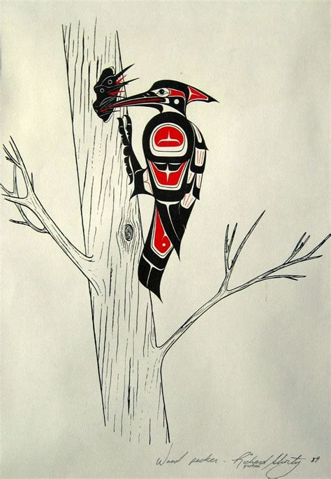 native tribal tattoo 357 best haida tribal tattoos images on