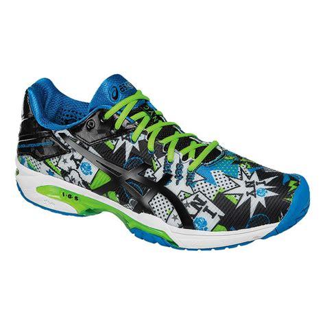 asics gel solution speed 3 nyc mens tennis shoe e618n 0190
