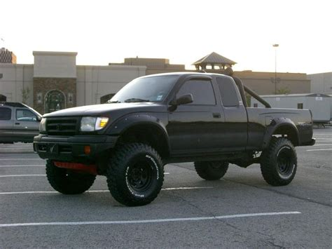 1999 tacoma light bar black lifted 1999 toyota tacoma with roll bar and bfg mud