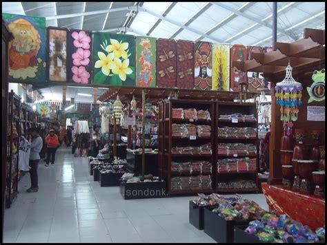 tempat wisata  bali pasar seni krisna bali