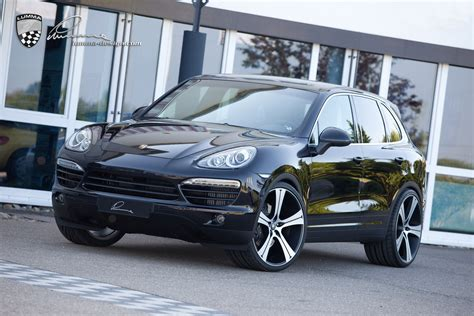 porsche lumma lumma news the new porsche cayenne