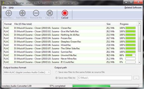 audio format converter linux lossless audio converter audio conversion software for pc