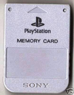 Memory Ps1 playstation 1 official sony memory card scph 1020 1 mb ps1 ps2 many colours psx ebay