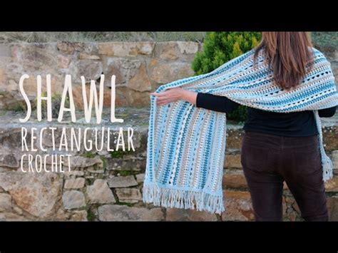 youtube tutorial shawl simple tutorial easy crochet shawl youtube