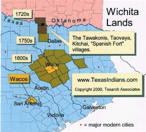 map of indian tribes in texas let god decide the just comanche